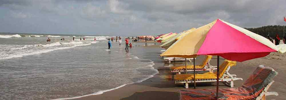 The Largest Beach in the World - Coxs Bazar Sea Beach